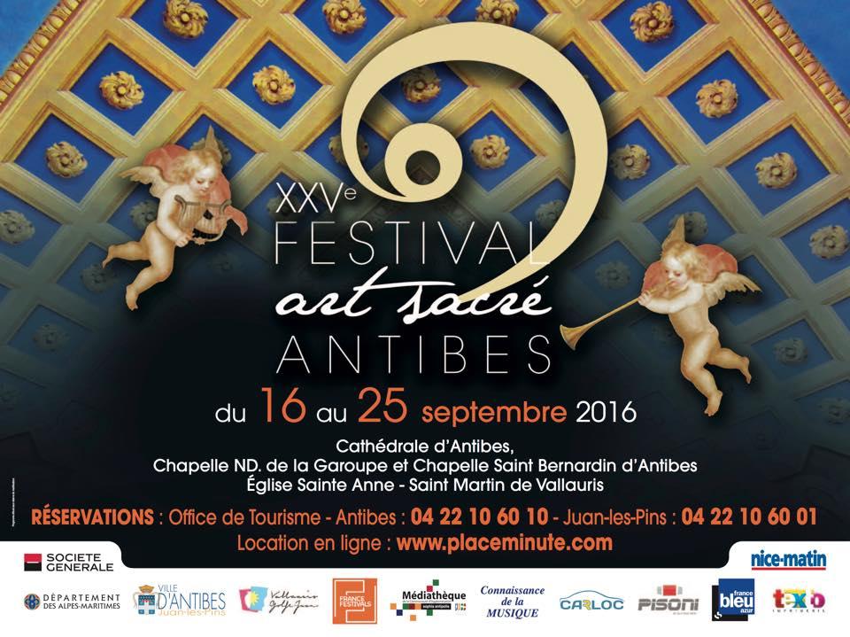 festival art sacre antibes