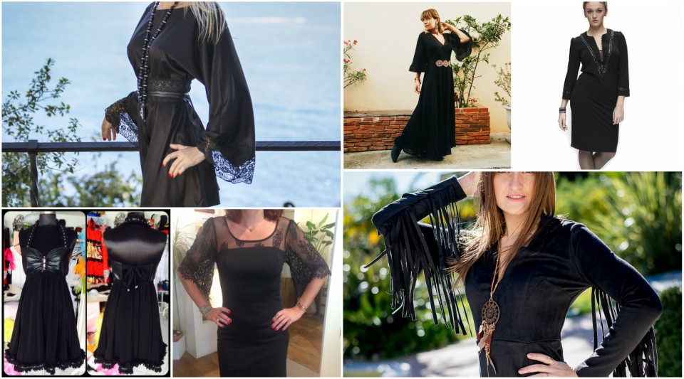 robes noires