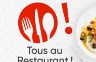 Tous au Restaurant sur la Côte d'Azur : Payez pour 1 an manger pour 2 !