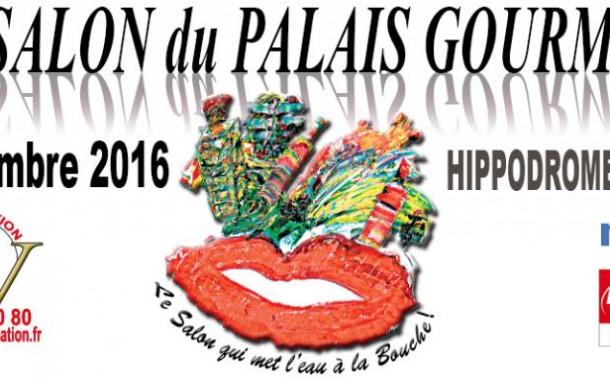 Cagnes sur Mer | Salon du Palais Gourmand