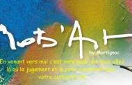 Antibes | Mots 'Art aide les femmes à reprendre confiance en soi