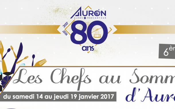 AURON | Chefs au sommet d'Auron 2017