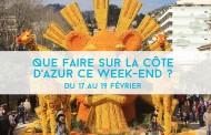 Que faire sur la Côte d'Azur ce week-end ? Du 17 au 19 février 2017