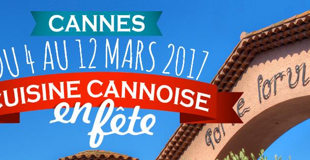 Cuisine Cannoise en Fête 2017 : La deuxième édition !