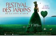 La 1ère édition du Festival des Jardins débarque sur la Côte d'Azur