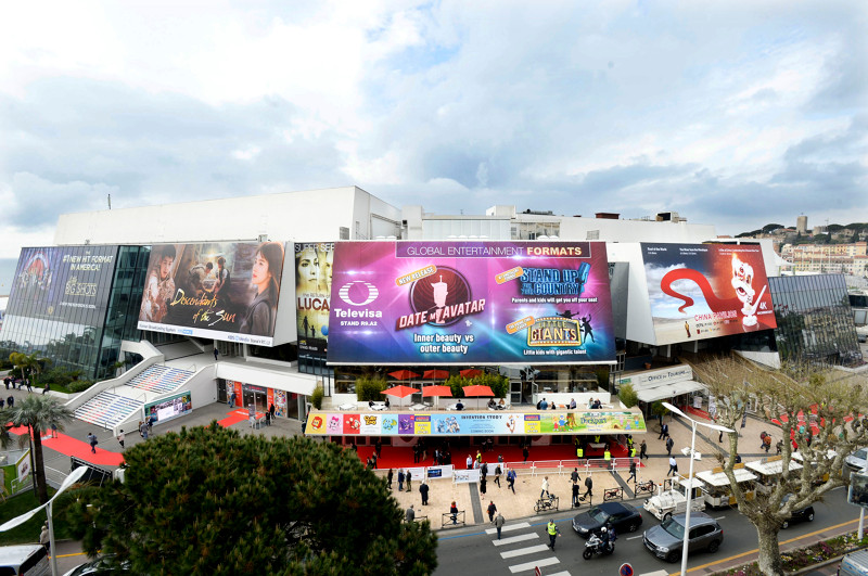 MIPTV 2016 - ATMOPSHERE - OUTSIDE - CROISETTE VILLAGE
