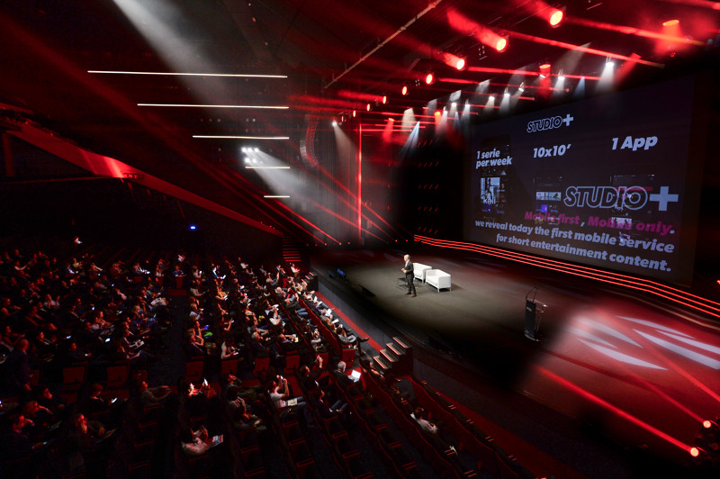 MIPTV 2016 - CONFERENCES - MEDIA MASTERMIND KEYNOTE - DOMINIQUE DELPORT / VIVENDI CONTENT & HAVAS MEDIA GROUP