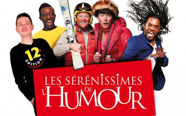 Les Sérénissimes de l'Humour 2017 à Monaco