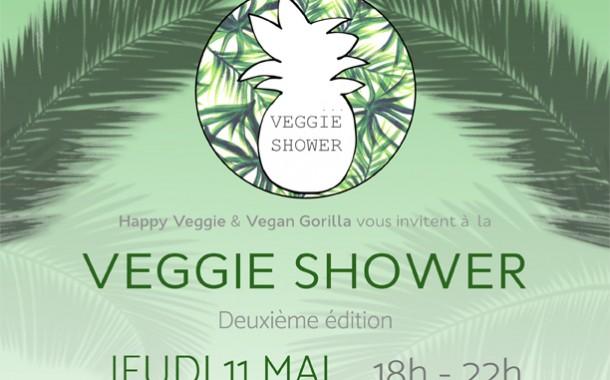 La 2ème édition de Veggie Shower chez Vegan Gorilla à Nice