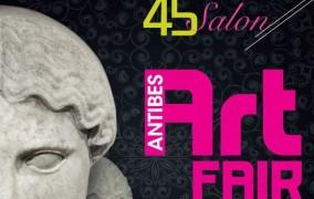 La 45ème édition du Salon Antibes Art Fair : Antiquité, Art moderne & Contemporain.