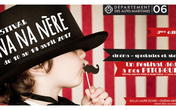 Festival Na Na nère 2017 à Nice