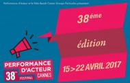 Performance d'Acteur 2017 à Cannes