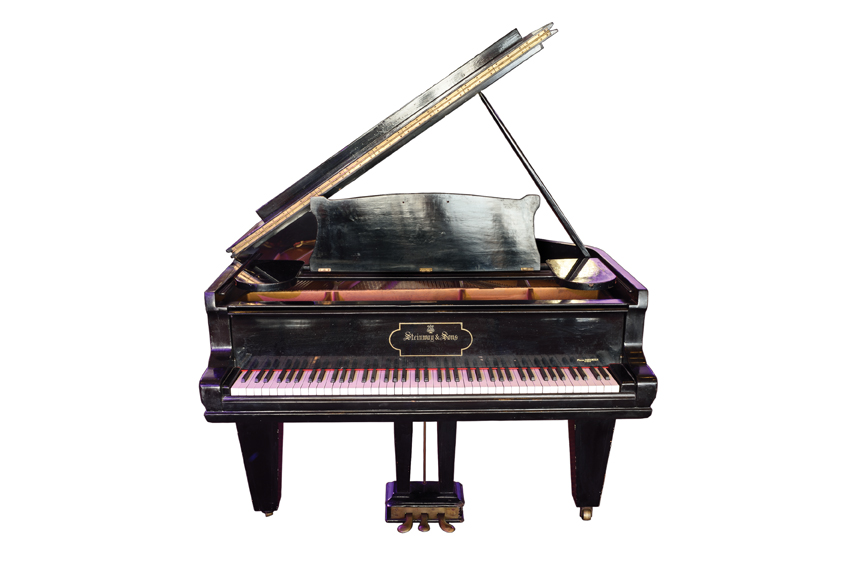 piano steinway vente encheres