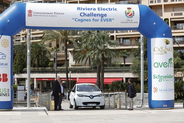riviera electric challende