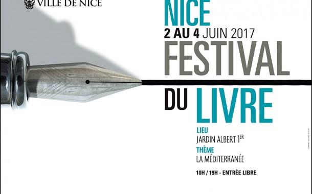 Le Festival du Livre 2017 à Nice