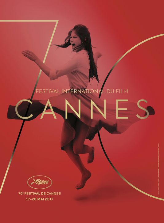 afiiche cannes 70