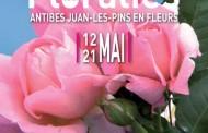 Les Floralies : Antibes Juan-les-Pins en fleurs !