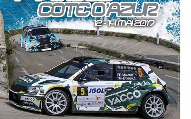 52ème édition du Rallye Antibes Côte d'Azur