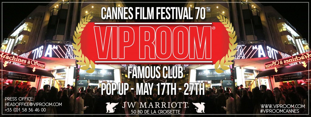 vip room cannes