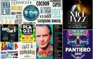 Les Festivals Musicaux de l'été sur la Côte d'Azur