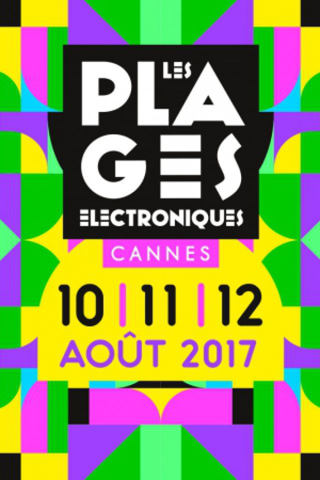 plage electro cannes 2017