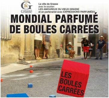boules carres grasse