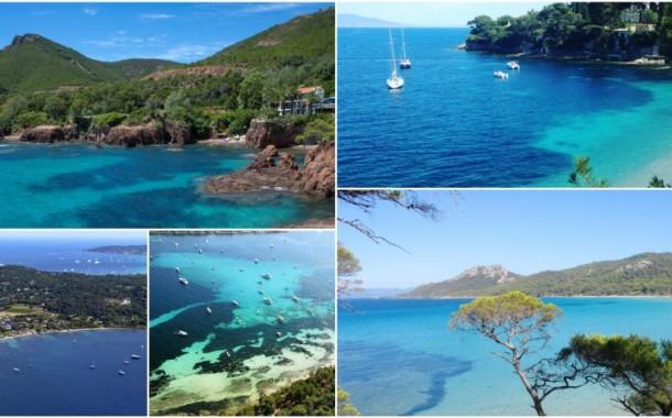 5 spots de la Côte d'Azur à découvrir en bateau