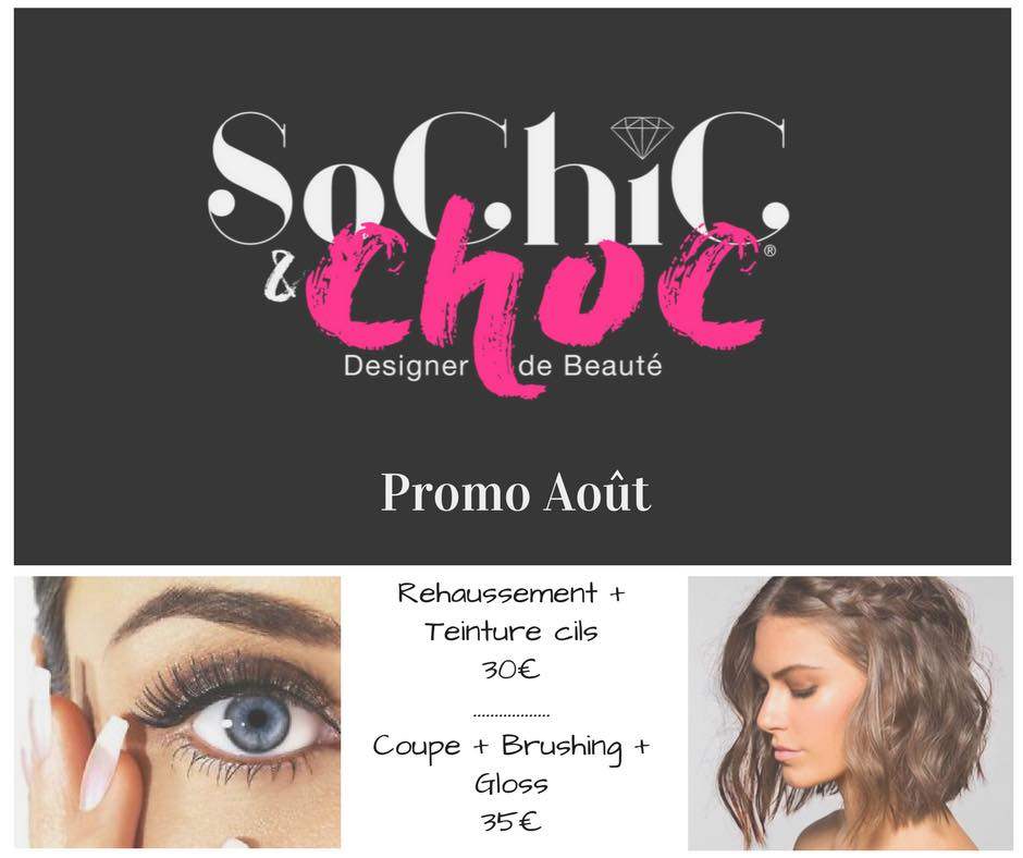 promo so chic and choc