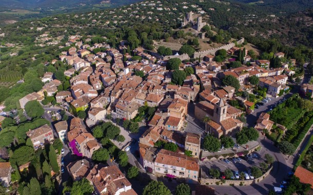 Idée week-end : le village de Grimaud