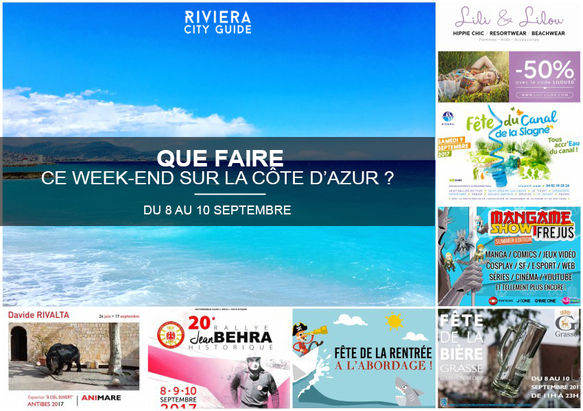 week end 8 septembre