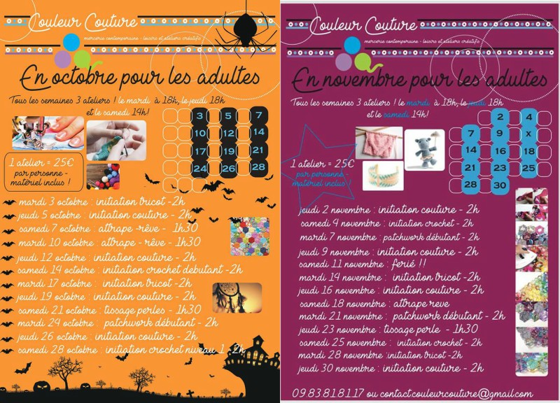 ateliers adulte diy antibes