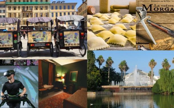 6 Idées Loisirs pour découvrir Nice Autrement !
