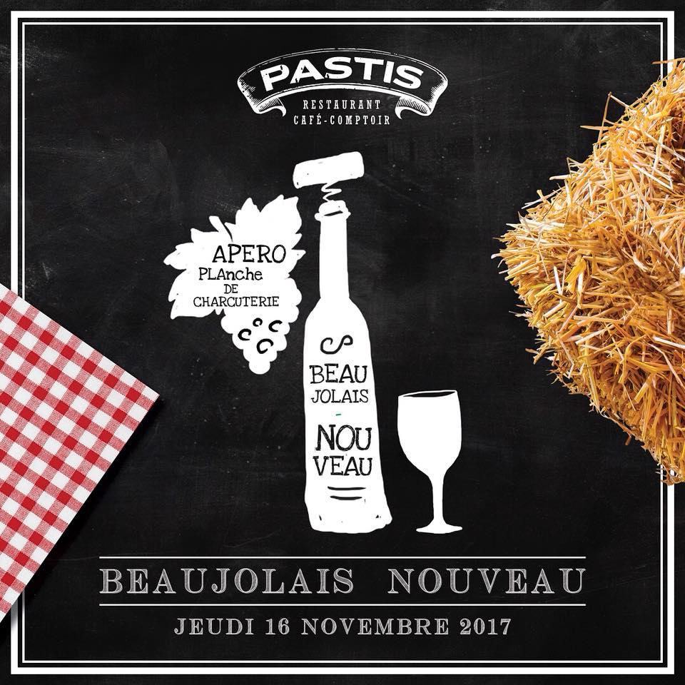 pastis beaujolais nouveau
