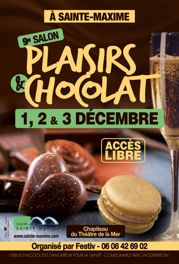 plaisirs et chocolat st maxime