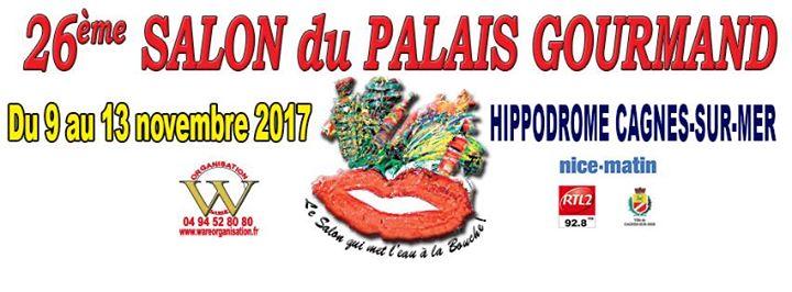 salon palais gourmand 2017