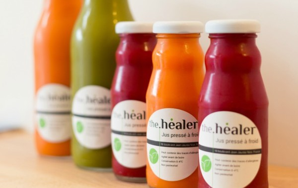 The Healer : Le nouveau bar à jus et à salade de Nice.