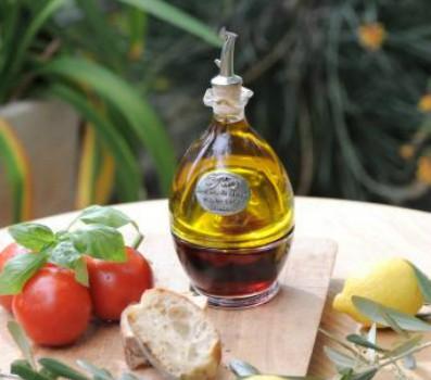 Huile olive noel
