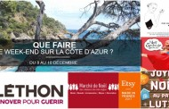 Que faire sur la Côte d'Azur ce week-end du 8 au 10 décembre 2017