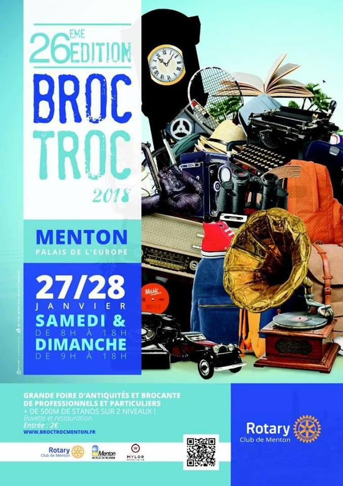 broc troc 2018