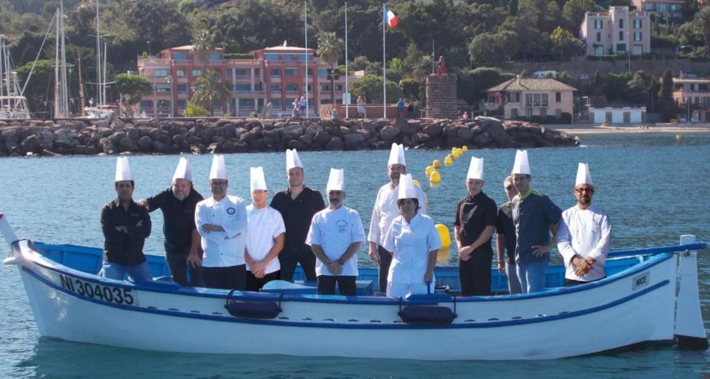 chefs kermesse aux poissons