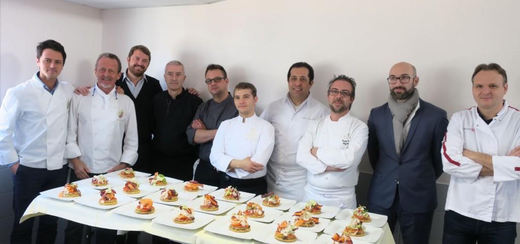 les bouffons cuisine chefs