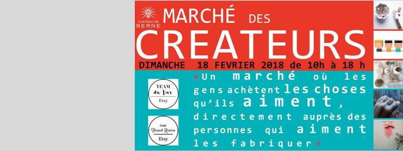 marche de createurs
