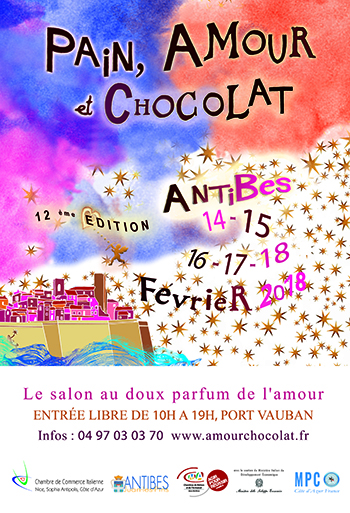 pain amour chocolat 2018