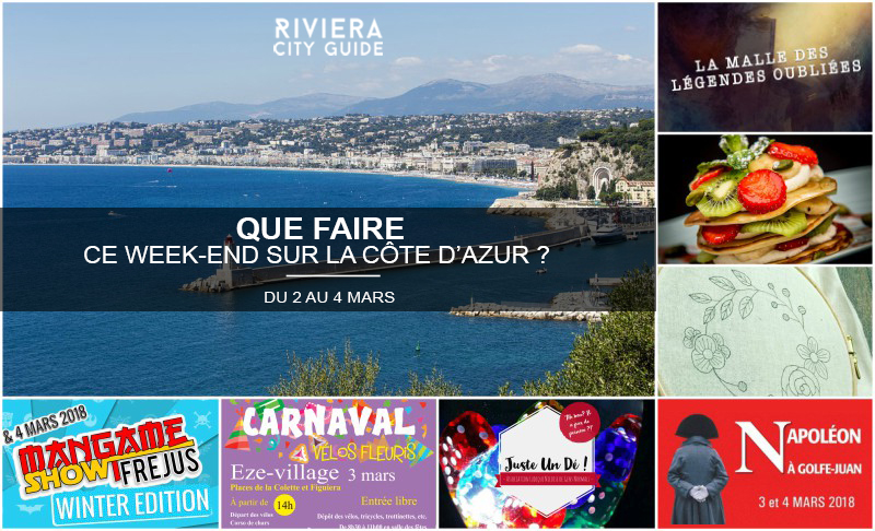QUe faire ce week-end