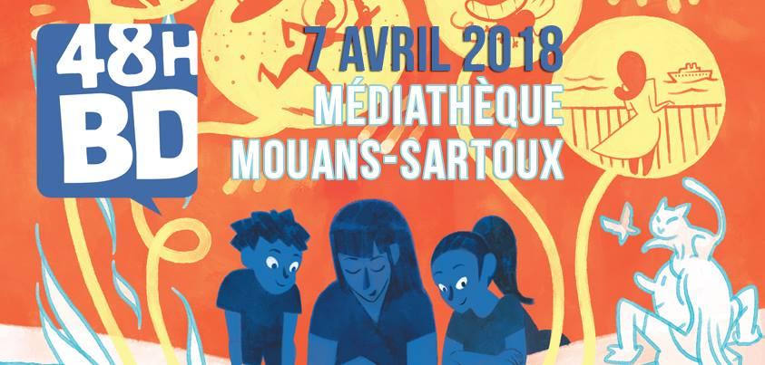 48h bd mouans sartoux