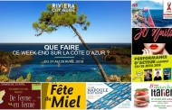Que faire sur la Côte d'Azur ce week-end ? Du 27 au 29 avril 2018