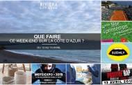 Que faire sur la Côte d'Azur ce week-end ? Du 13 au 15 avril 2018