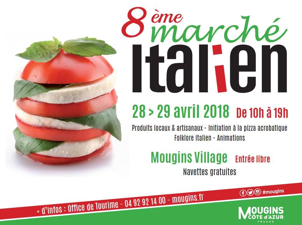 marche italien mougins