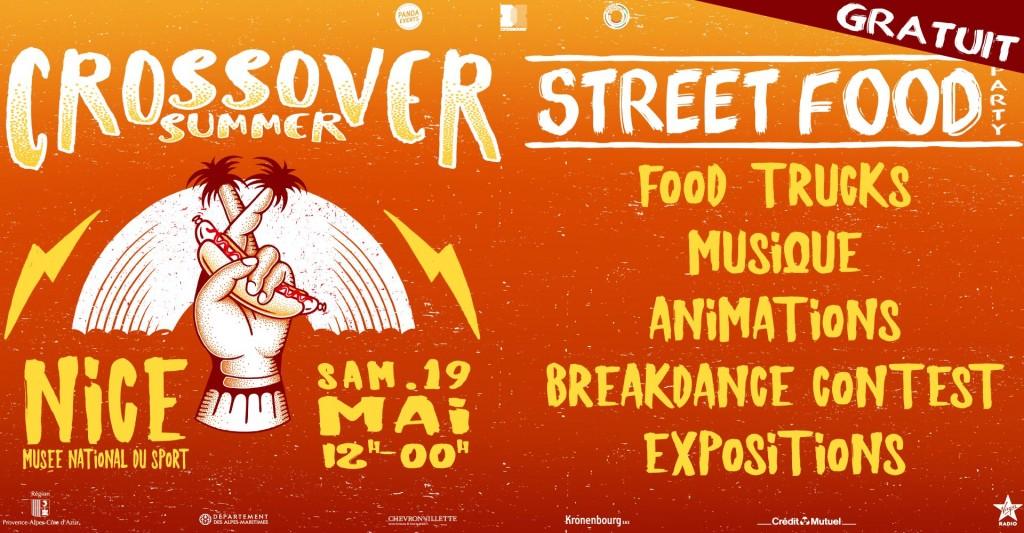 crossover street food