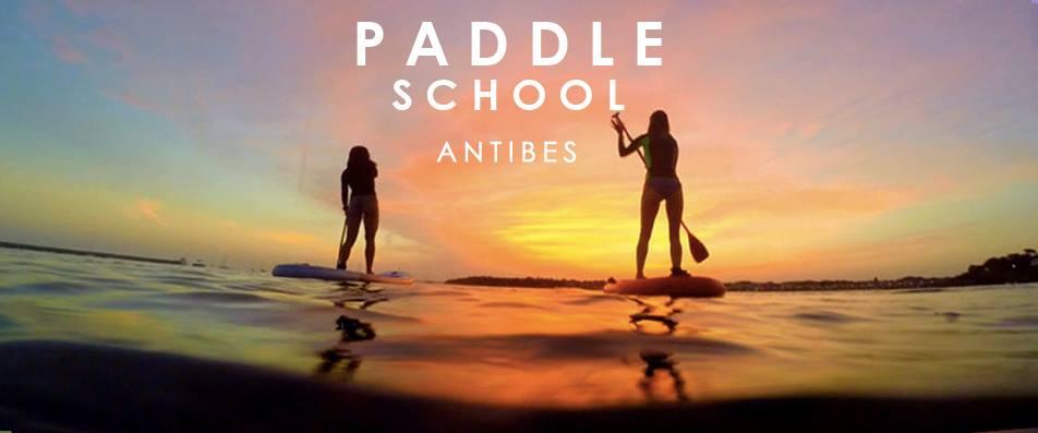 randonnée paddle antibes